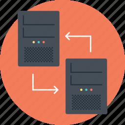 data redundancy, data storage virtualization, raid, raid storage, redundant array of inexpensive disk icon