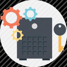 best host options, dedicated hosting service, dedicated servers, managed hosting, managed servers icon