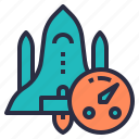 data, download, fast, rocket, speed, transfer