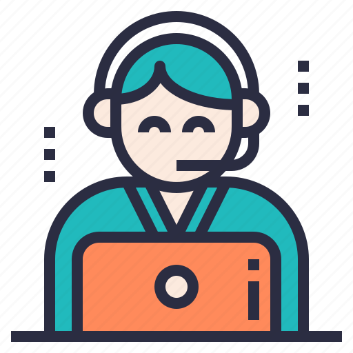 chat, customer, help, service, support icon