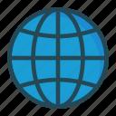 browser, global, internet, world
