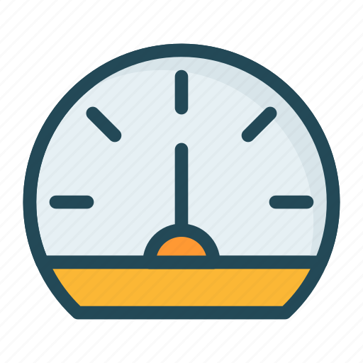 Gauge, measure, performance, speed icon - Download on Iconfinder