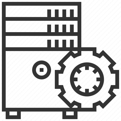 design, hosting, optimization, seo, server, web icon