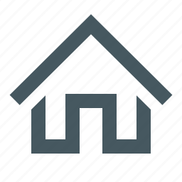 gizmo, home, house, interface, simple, web icon