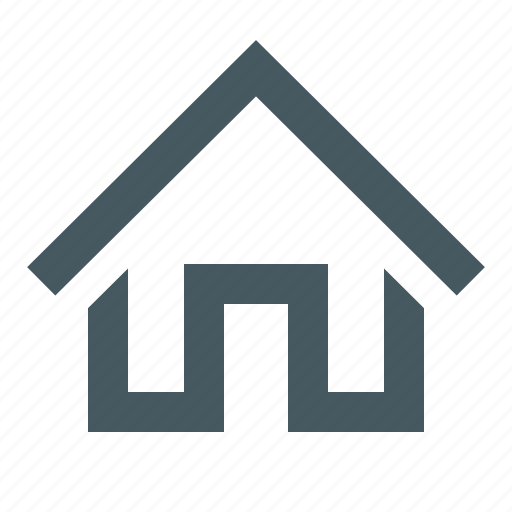 Gizmo, home, house, interface, simple, web icon | Icon ...