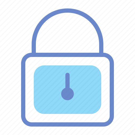 close, conceal, key, lock icon