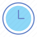 analog, clock, time, watch icon