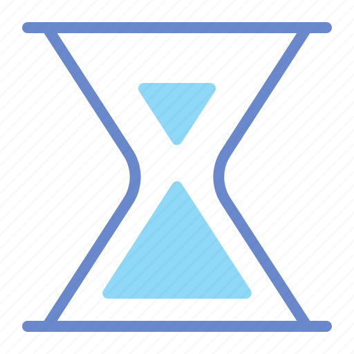 clock, hourglass, sand, time, timer icon