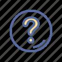 interface, internet, question, web, website