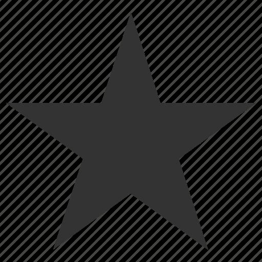 favorite, grade, mark, popular, rating, star, top icon