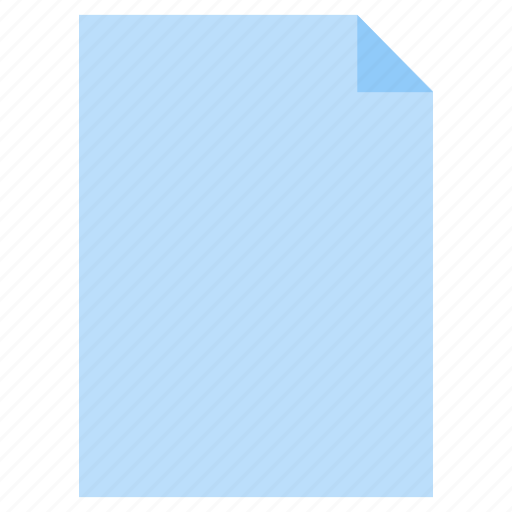blank, data, document, file, paper, sheet icon