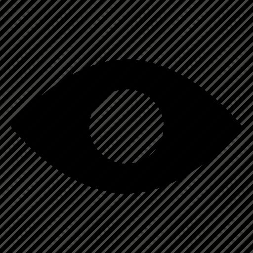 eye, scan, site icon