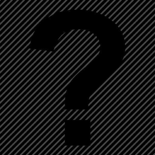 mark, question, site icon