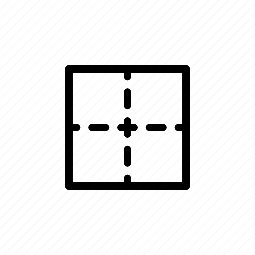 artboard, document, file, format, grid, paper, square icon