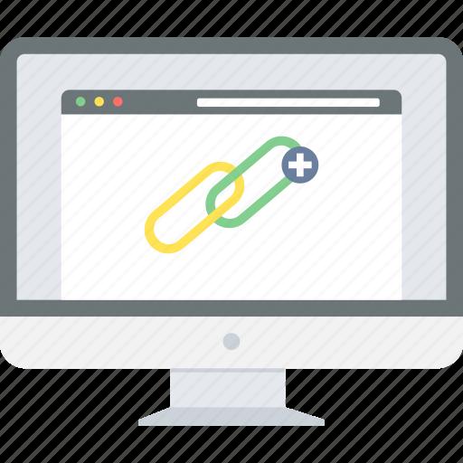 internet, link, seo, web, website icon