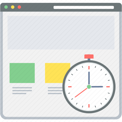 alarm, load, page, schedule, time, timer icon