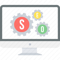 marketing, seo, web icon