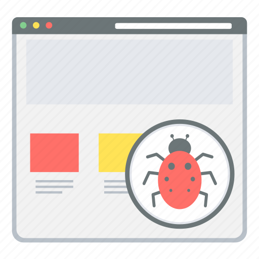 Bug, antivirus, insect, safety, security, shield, virus icon - Download on Iconfinder