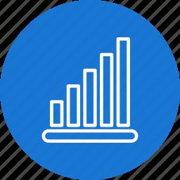 analysis, graph icon