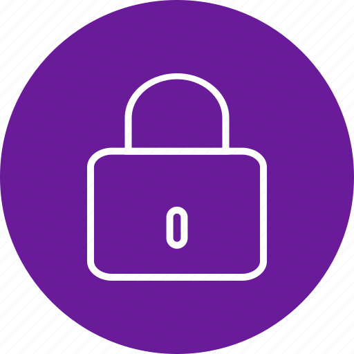 lock, privacy, protection icon