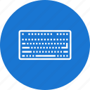 hardware, input, keyboard icon