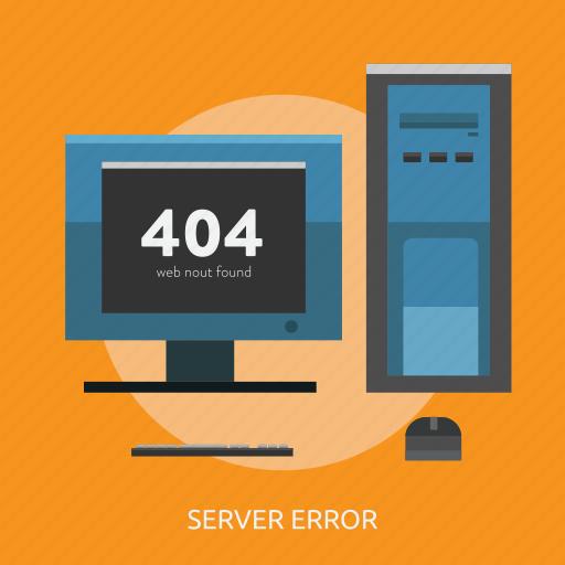 connection, error, internet, maintenance, server, technology, website icon