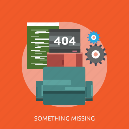 connection, internet, maintenance, missing, something, technology, website icon