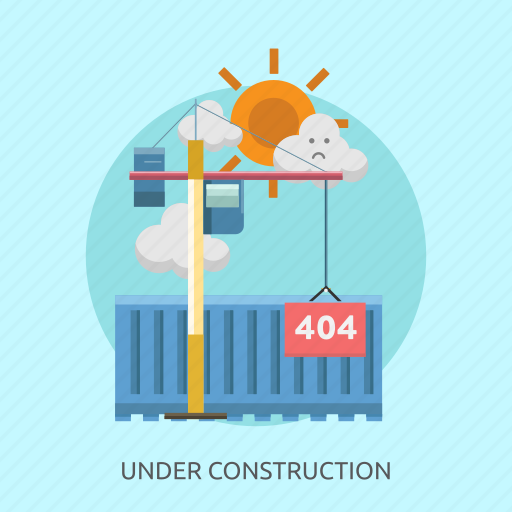 connection, contructcion, internet, maintenance, technology, under, website icon