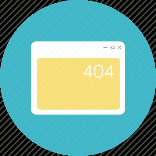 Content, error, maintenance, page, problem, web, website icon - Download on Iconfinder