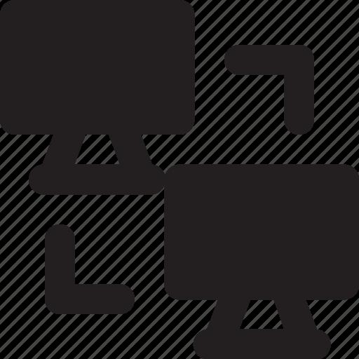 arrow, computer, internet, maintenance, pc, web icon