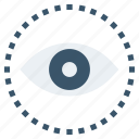 eye, review, search, see, view, vision, watch