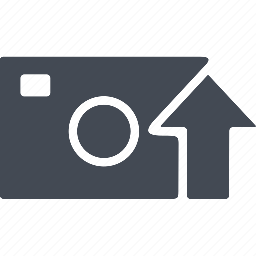 analytics, camera, infographics, internet, marketing, оnline icon