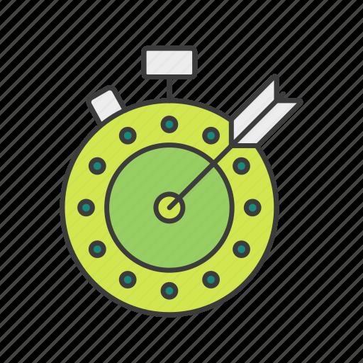 arrow, seo, time, timer, web icon icon
