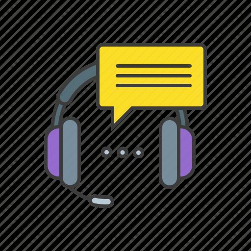 headphone, optimization, seo, web icon icon