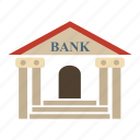 bank, business, ecommerce, finance, financial, money, seo icon