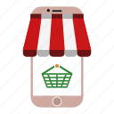 business, internet, marketing, mobile, online, seo, smartphone icon