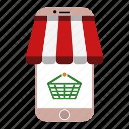business, internet, marketing, mobile, online, seo, smartphone icon