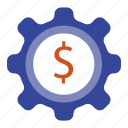business, diagram, finance, graph, management, money, seo icon