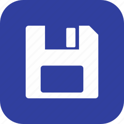 data, file, floppy, save, store icon