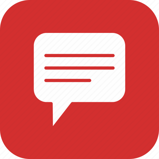 communication, message, text, type, typing icon