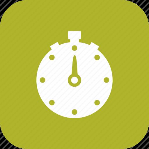 alarm, clock, time piece icon