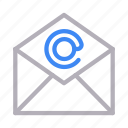 email, inbox, marketing, message, seo icon