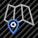 location, map, marker, navigation, pin