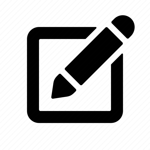 edit, edit text, editing, editor, maintenance, support icon