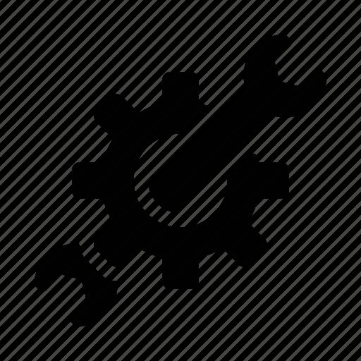 gear, optimization, preferences, repair, seo, settings icon