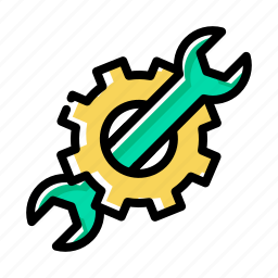 editing, pen, pencil, settings, stationary, web, wrench icon