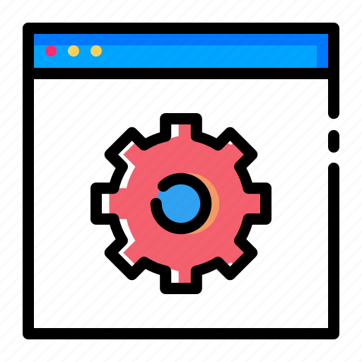 improvement, optimization, preferences, seo, settings, web, website icon