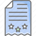 page, rating, quality, 3 star
