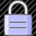 lock, locked, security, website