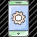development, mobile, mobile phone, optimization